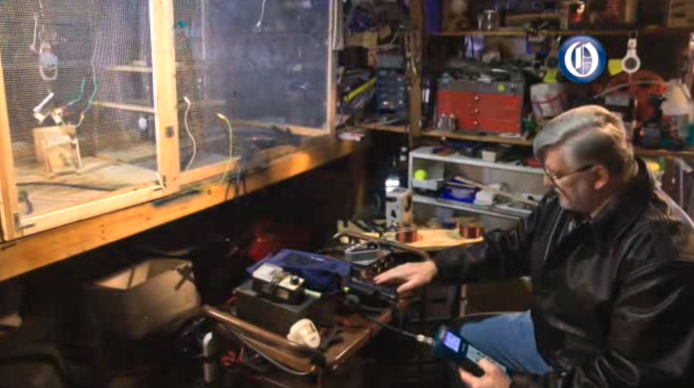 A Man Is Trying to Beat NASA to a Real Warp Drive in His Own Garage