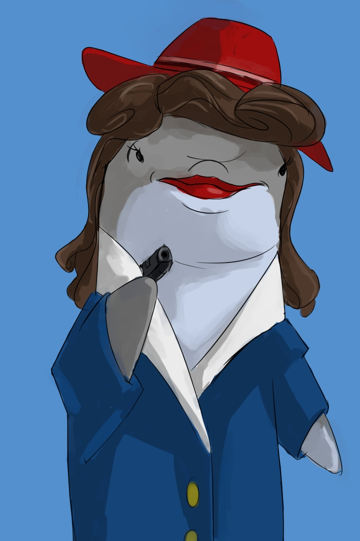 Agent Porpoise Carter Reporting for Duty! The Mary Sue's Fave Comments of the Week