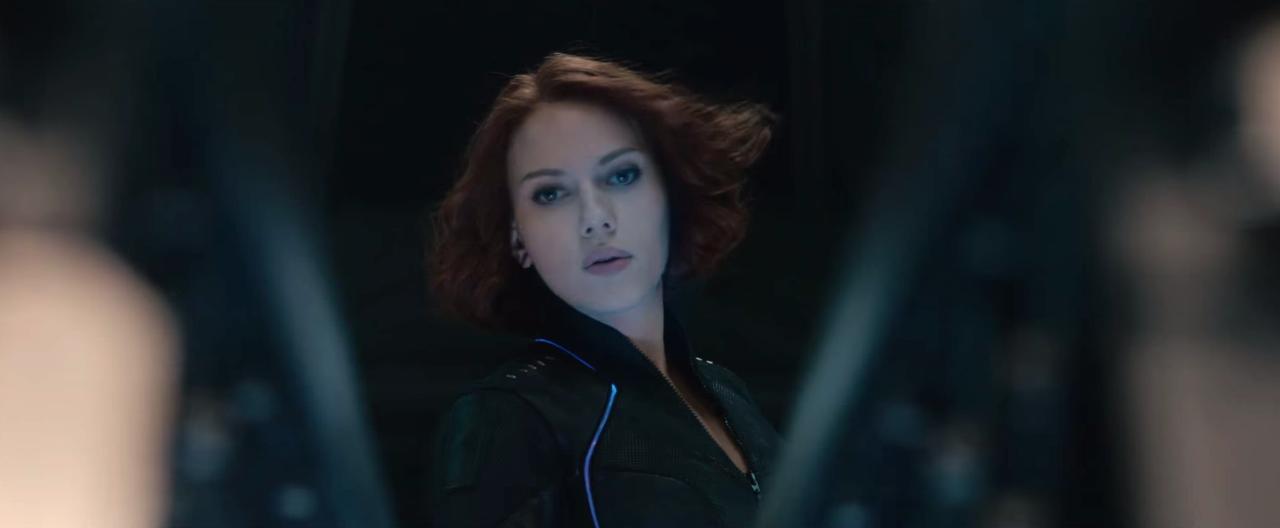 Black Widow Red Room Origin Age Of Ultron Trailer Johansson The