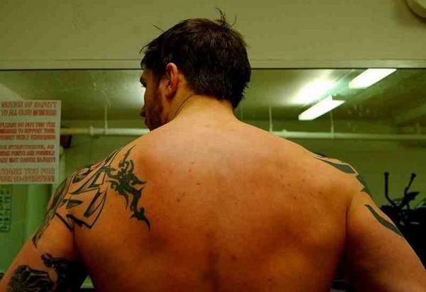 Tom Hardy Has Dropped Out of Suicide - 26.5KB