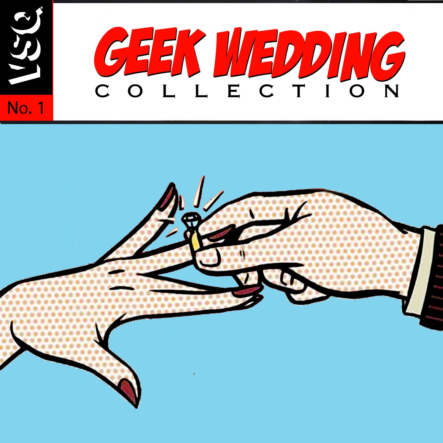 Vitamin String Quartet Giveaway Geek Wedding Collection