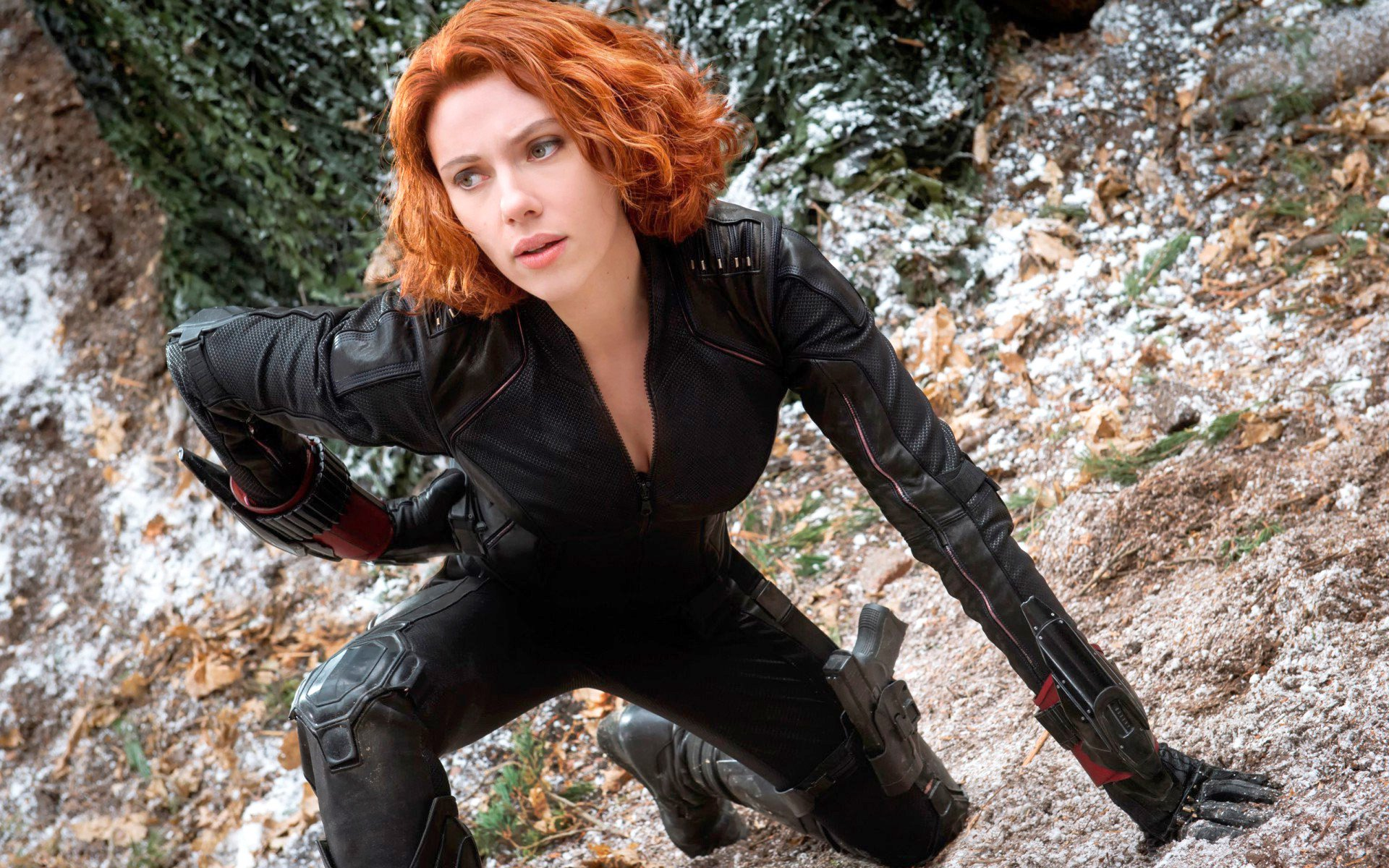 Agent Of S T Y L E Black Widow Goes To The Movies The