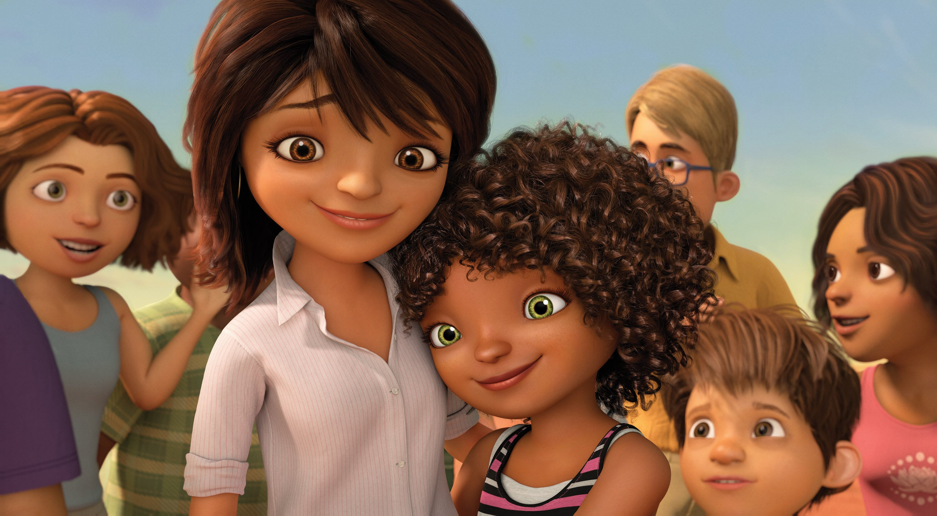 Review DreamWorks Home Take Your kids Friends Whoever | The Mary Sue