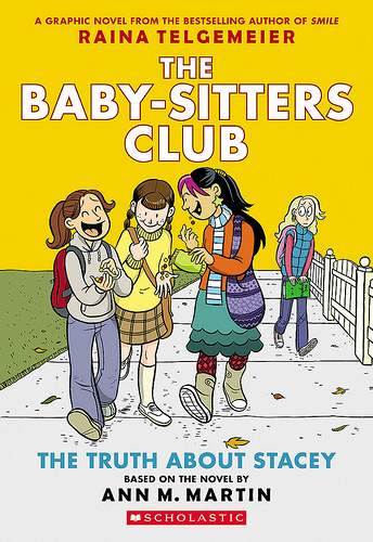 The Baby Sitters Club Graphic Novels Are Back In Color