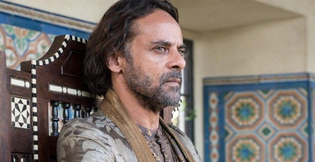 alexander siddig talks about the very specific challenges
