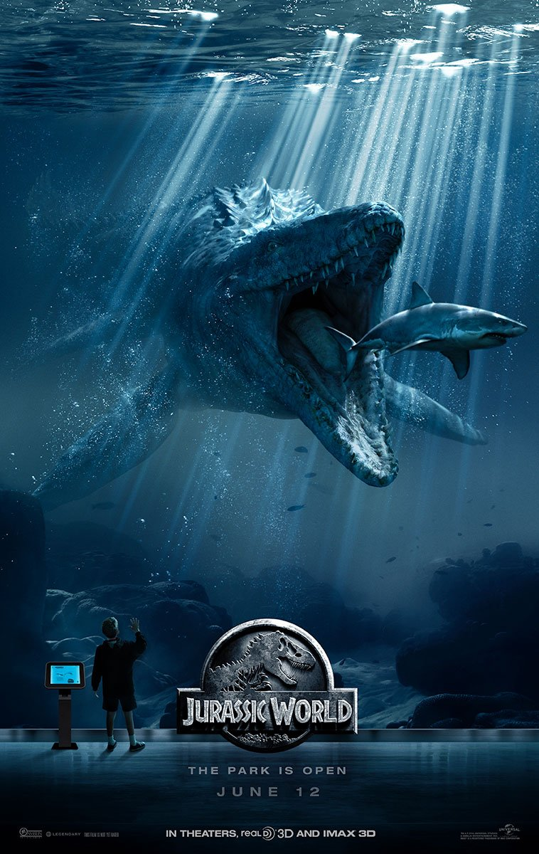 Things We Saw Today: Jurassic World Eats Shark Week | The