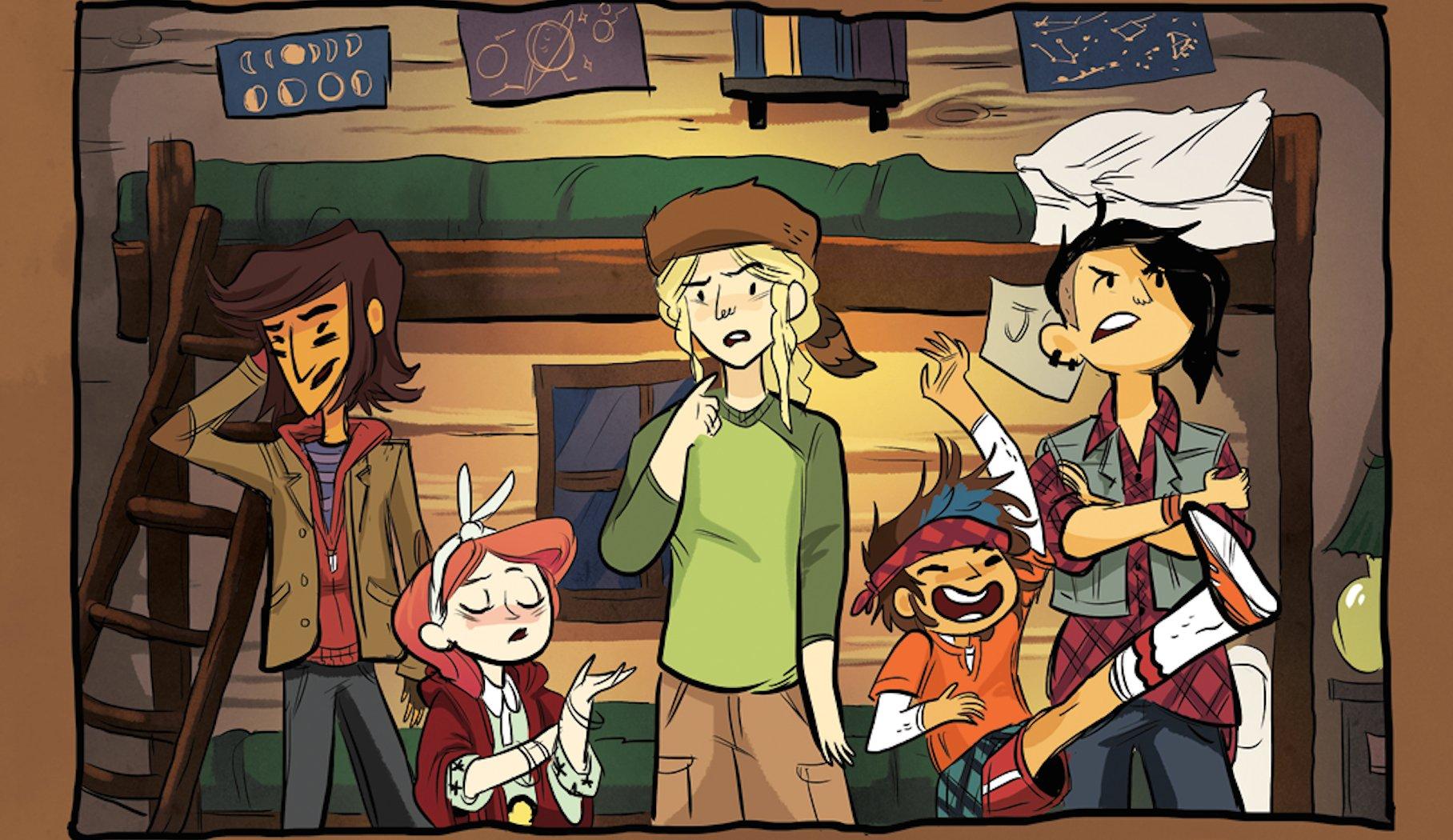 Lumberjanes Women In Comics Win Big At 2015 Eisner Awards