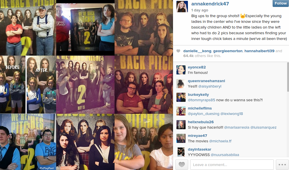 Anna Kendrick 'Boss Pitch' Pitch Perfect 2 | The Mary Sue