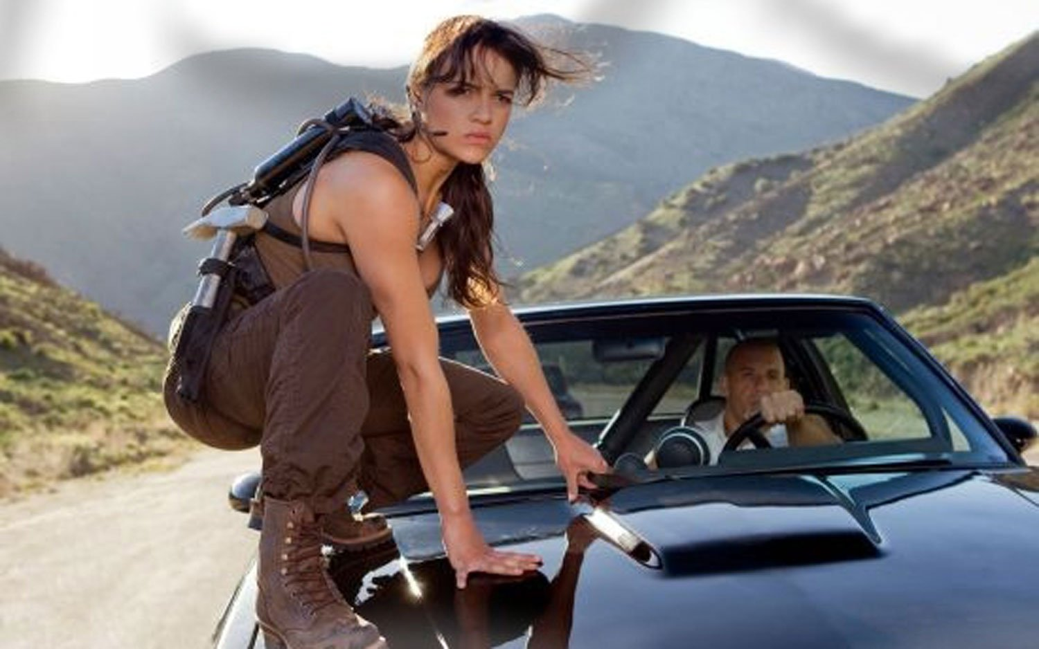 Fast and the furious 6 michelle rodriguez