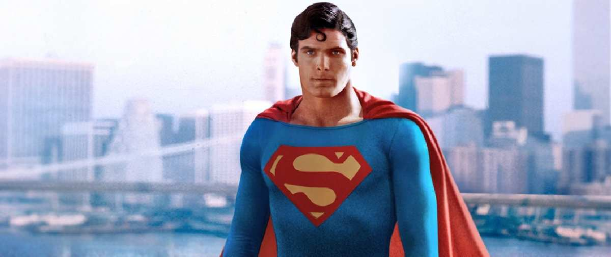 Image result for superman christopher reeves