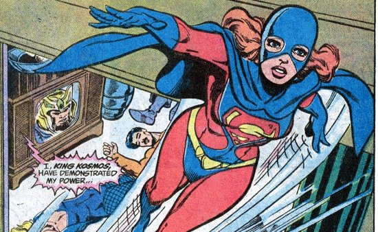 supergirl and superwoman historical timeline 19381986