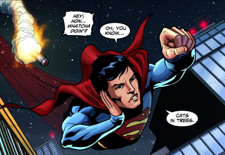 Superman Anniversary Month Historical Timeline Part 2 The Mary Sue