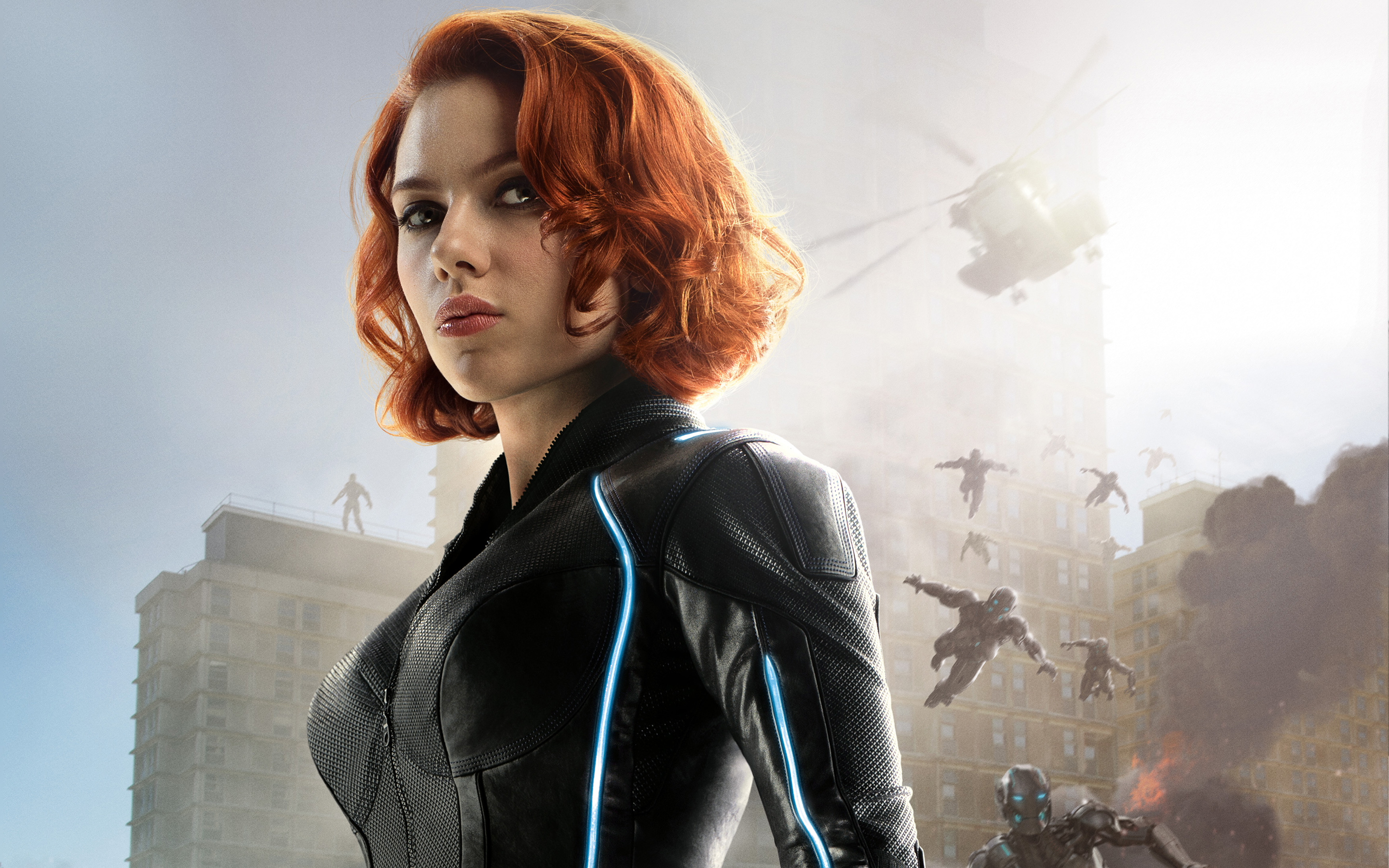 What Should The Big Idea Of The Black Widow Movie Be