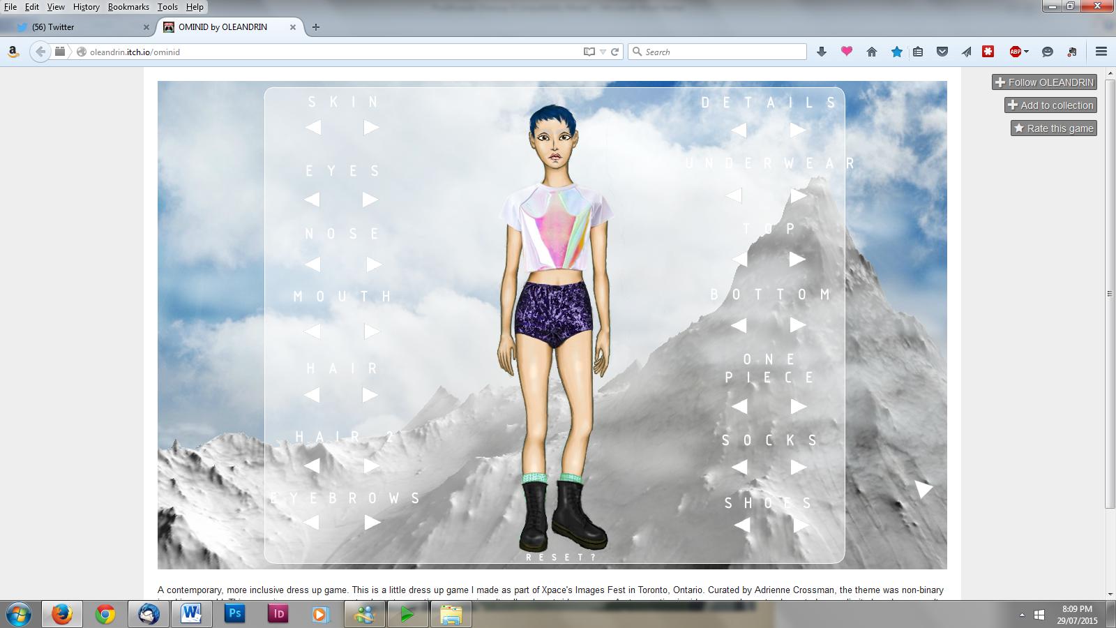 Cross cross dresser dressing transvestite