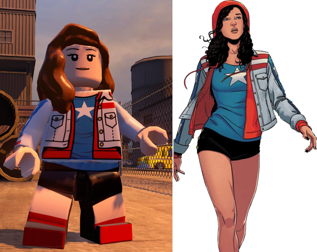 lego marvel avengers how to get new characters