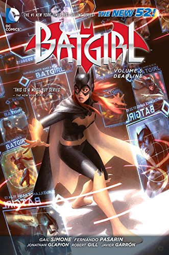 Batgirl Was a Great Part of the New 52 Even Before Burnside