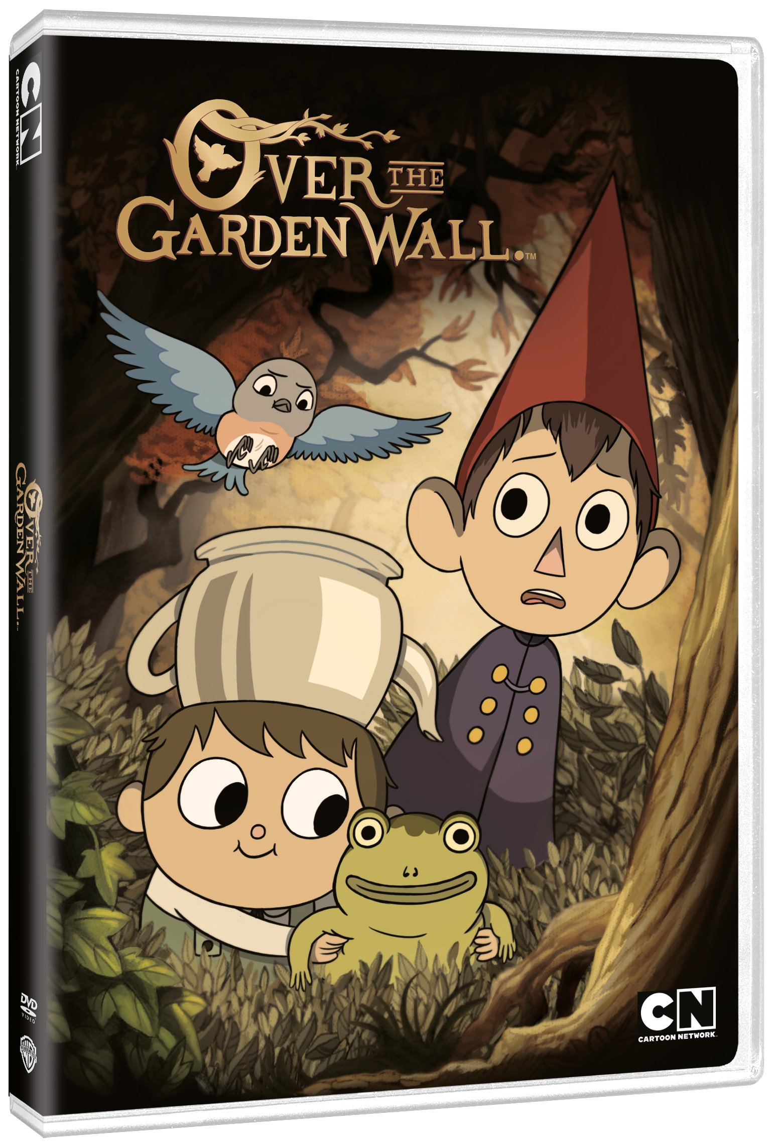 otgw dvd cover - Over The Garden Wall Merchandise