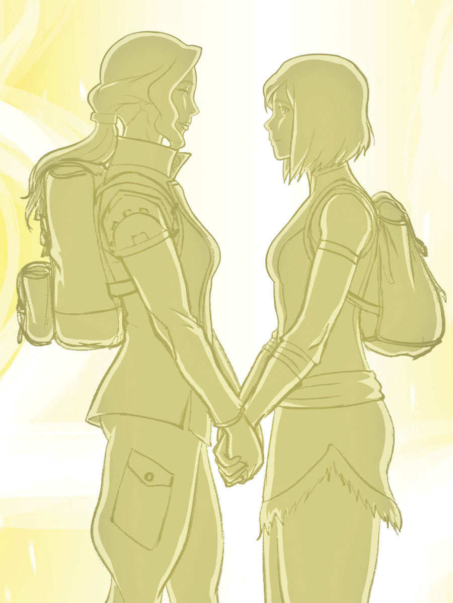 legend of korra s comic book epilogue the mary sue