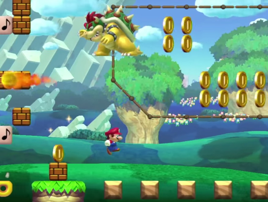 Super Mario Maker Might Just Be the Reason to Buy a Wii U