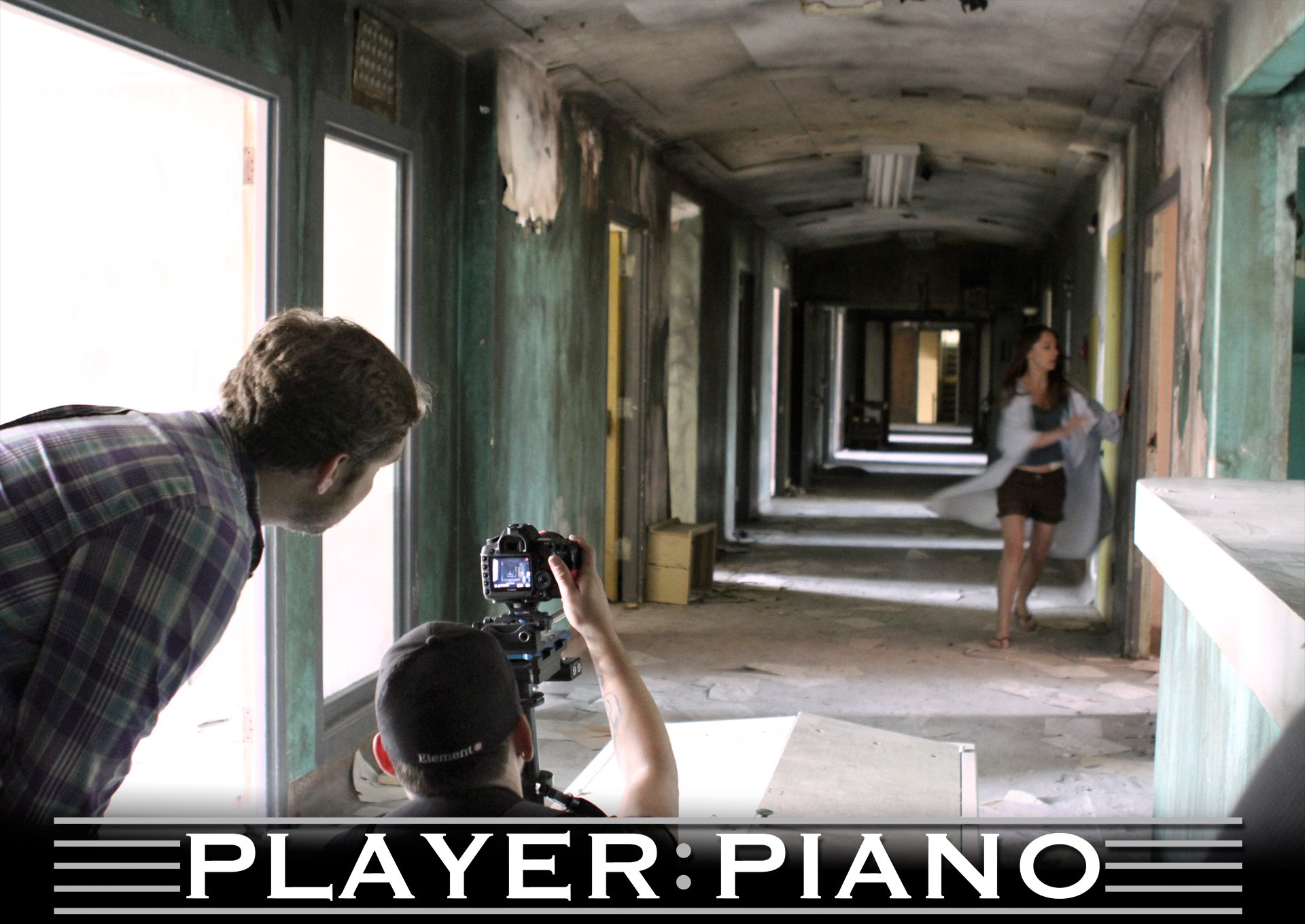 Player Piano The Walking Dead Theme | The Mary Sue