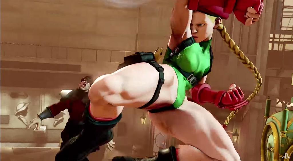 Cammy Street Fighter Sex 47