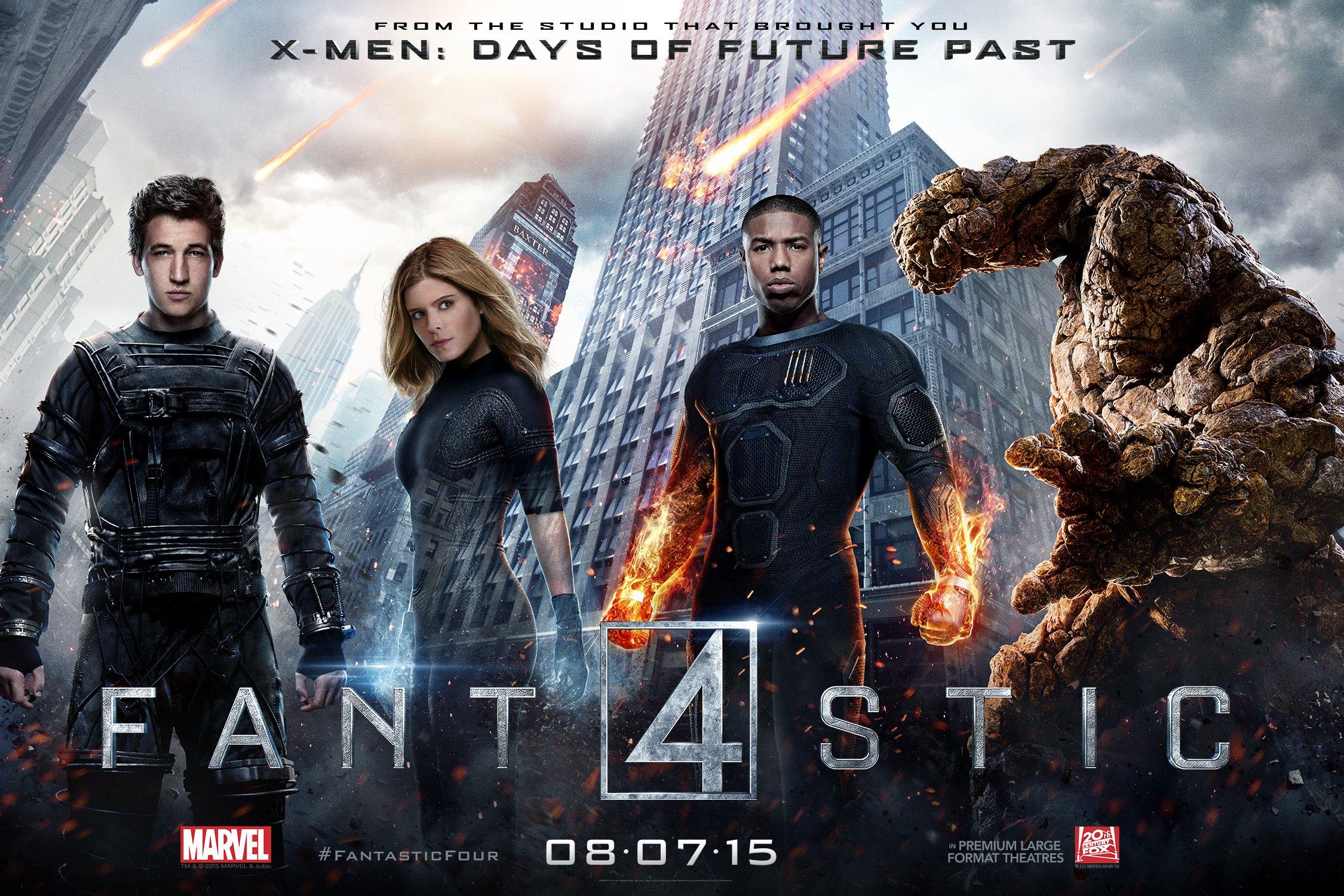 Fantastic Four Banner 146299