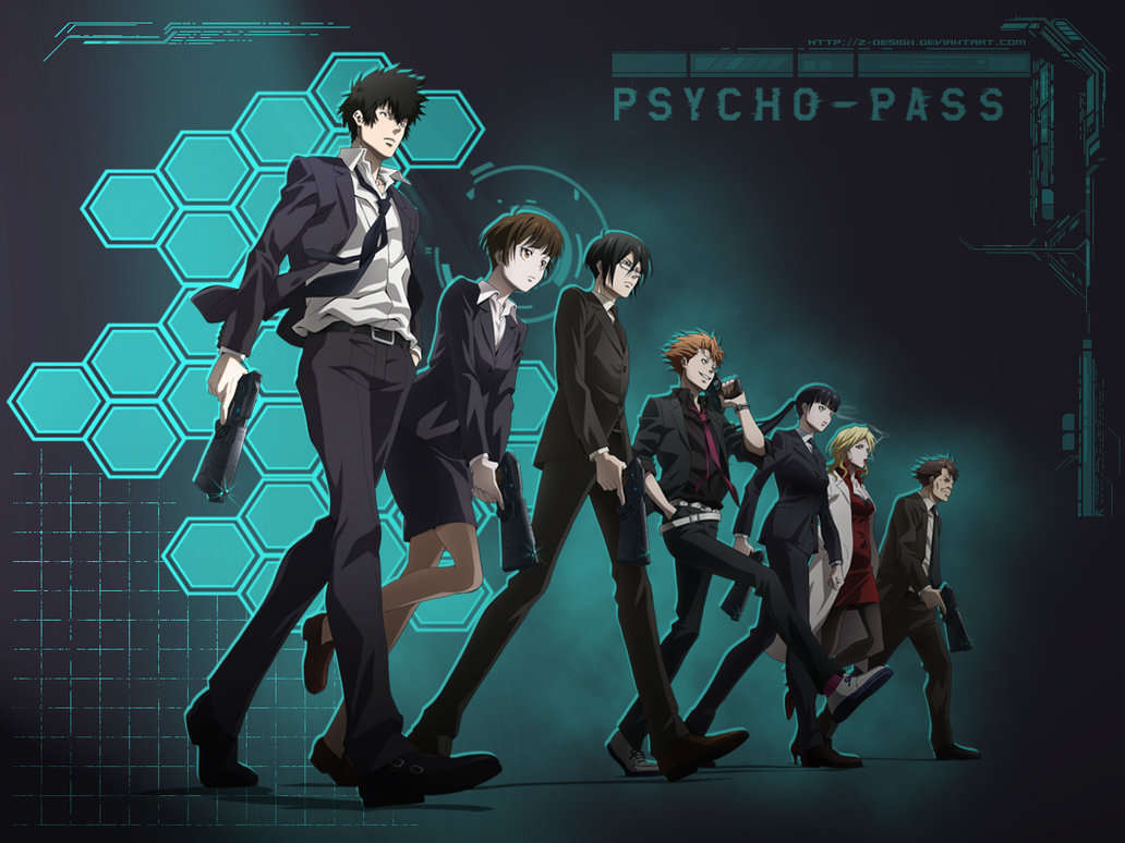Psycho Pass Newbie Recap Episode 2 Those Capable The Mary Sue