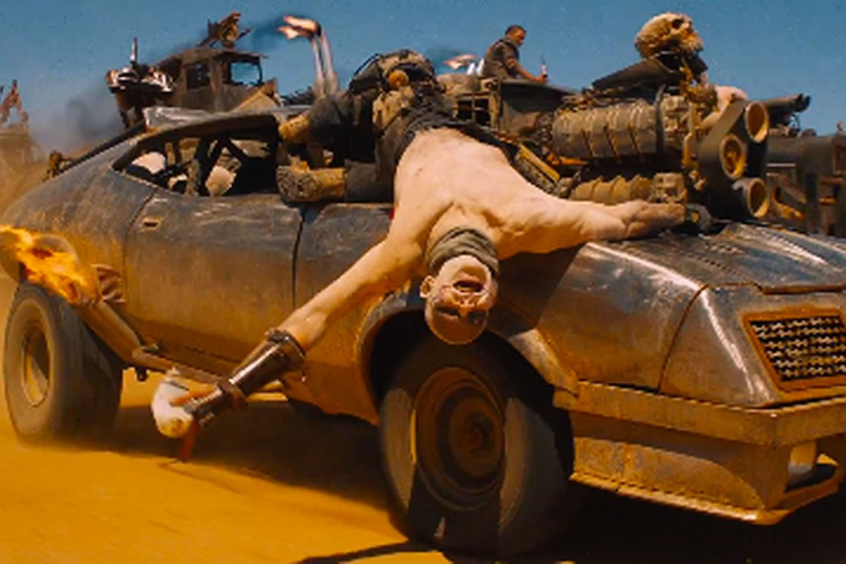 Fury Road Best Film Of The Year International Critics The
