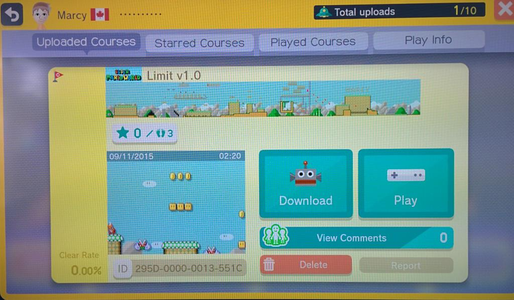 Super Mario Maker Review: Hold B to Run out and Buy It | The