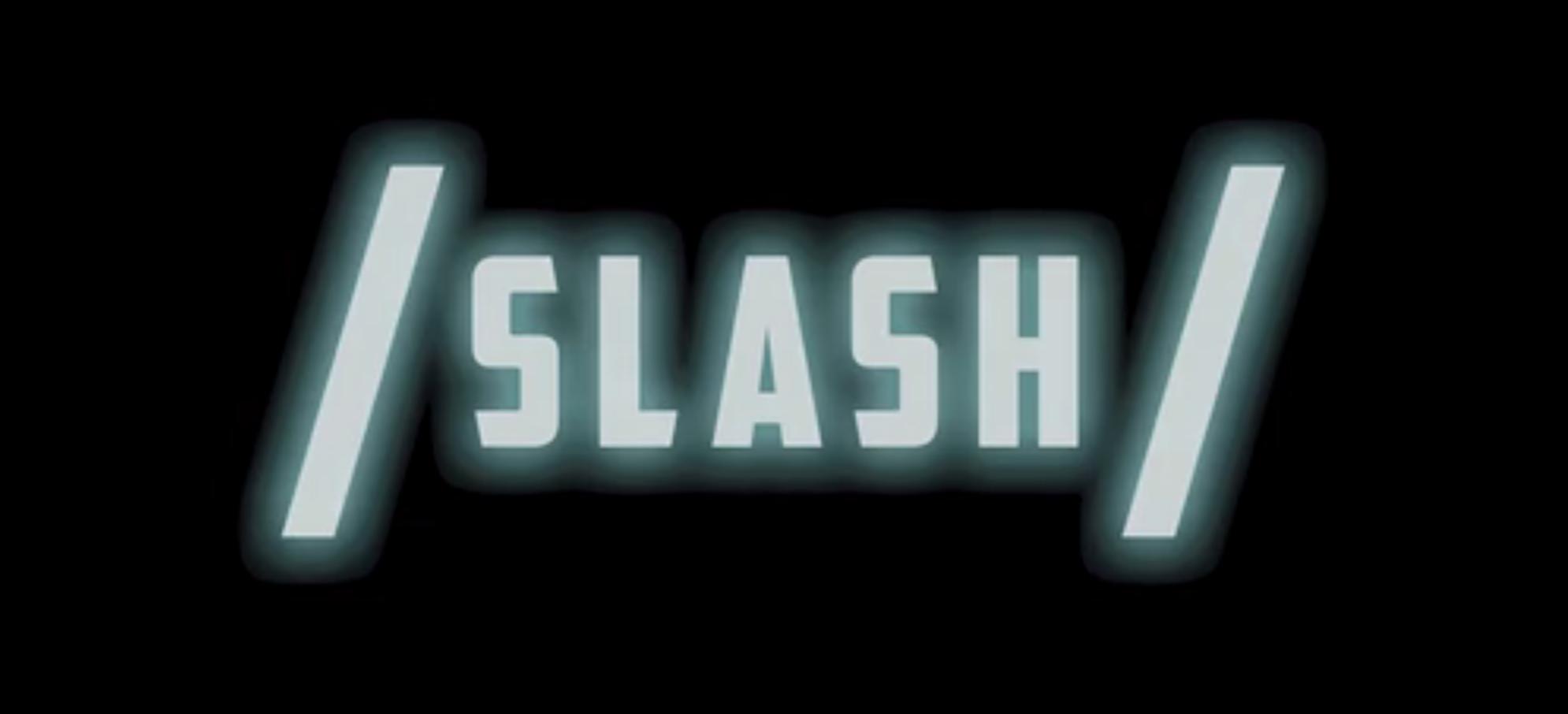 slash writing
