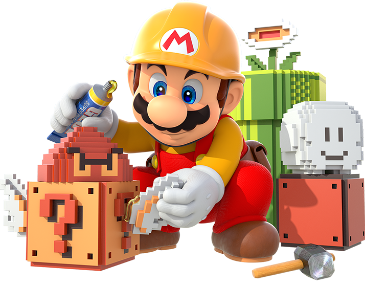 Super Mario Maker Review Hold B To Run Out And Buy It The Mary Sue