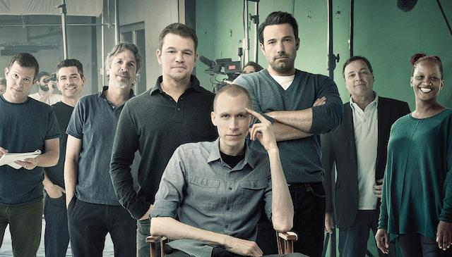 Matt Damon and Project Greenlight Think Only Pompous White Guys Deserve Chances in Hollywood