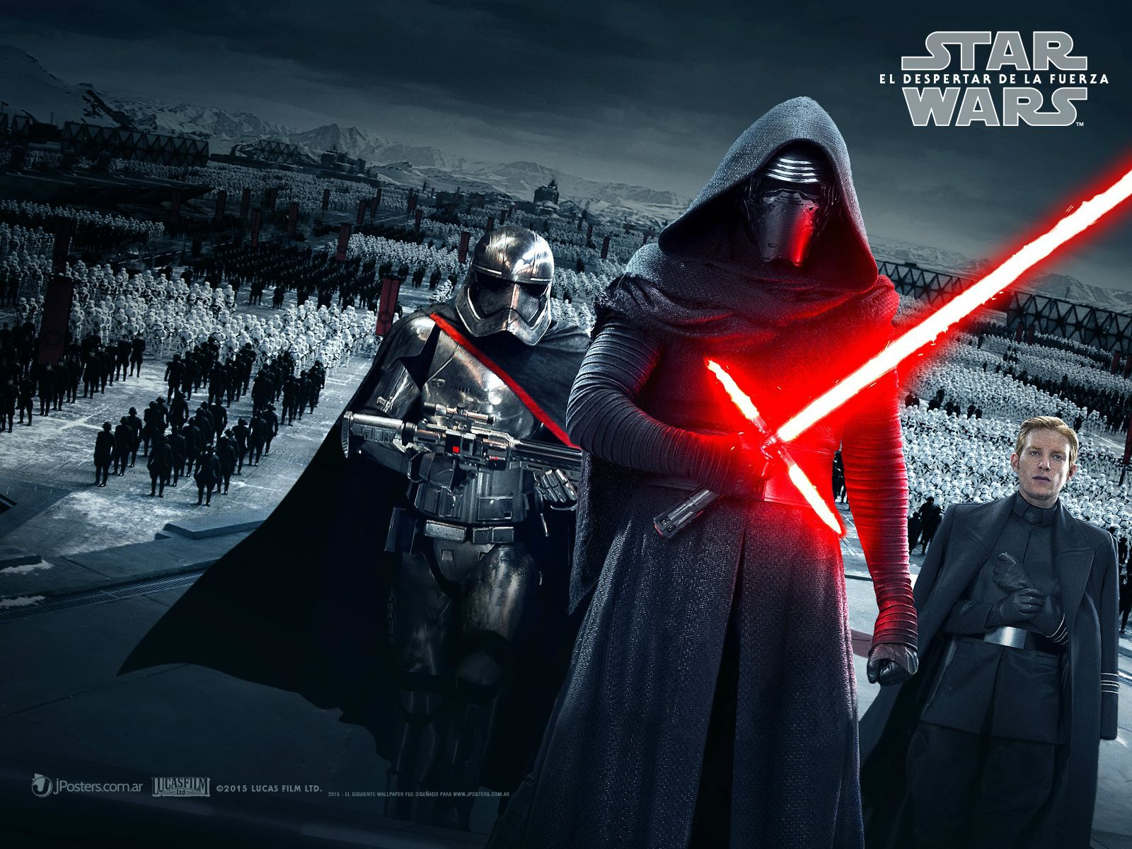 Let S Over Analyze Captain Phasma And Kylo Ren First Lines The