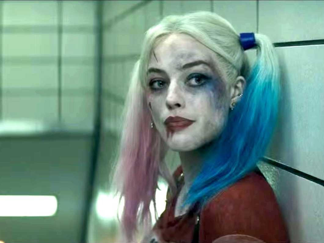 Margot robbie aspire s to be harley quinn the mary sue for Harley quinn quien es