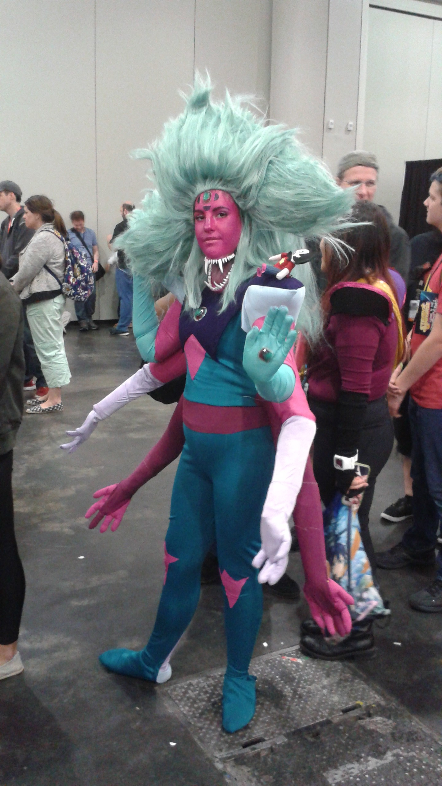 Easy steven universe cosplay
