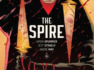 Spire #4 Cover