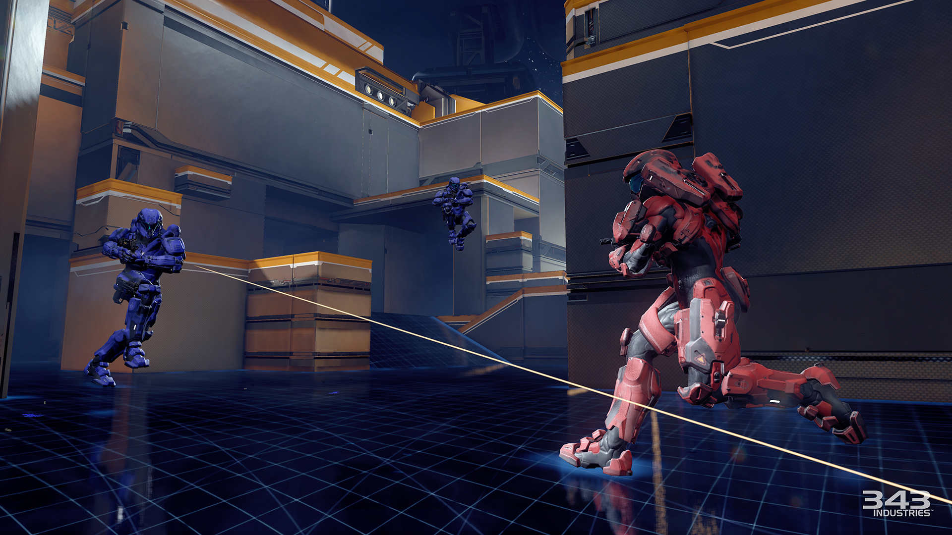 Halo 5 Adds Stricter Rules For Multiplayer Offenses | The