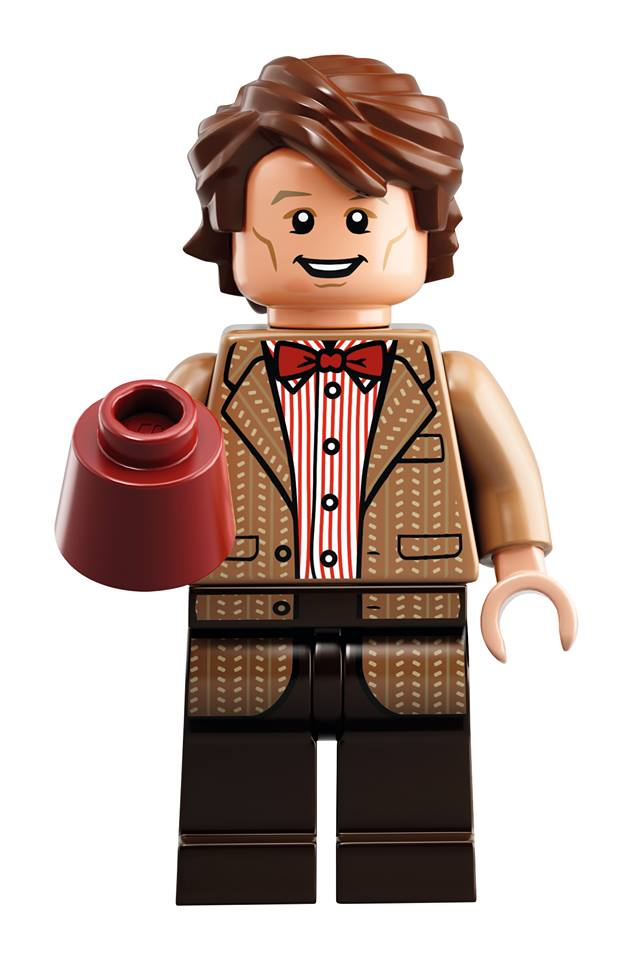 first official look at doctor who lego set