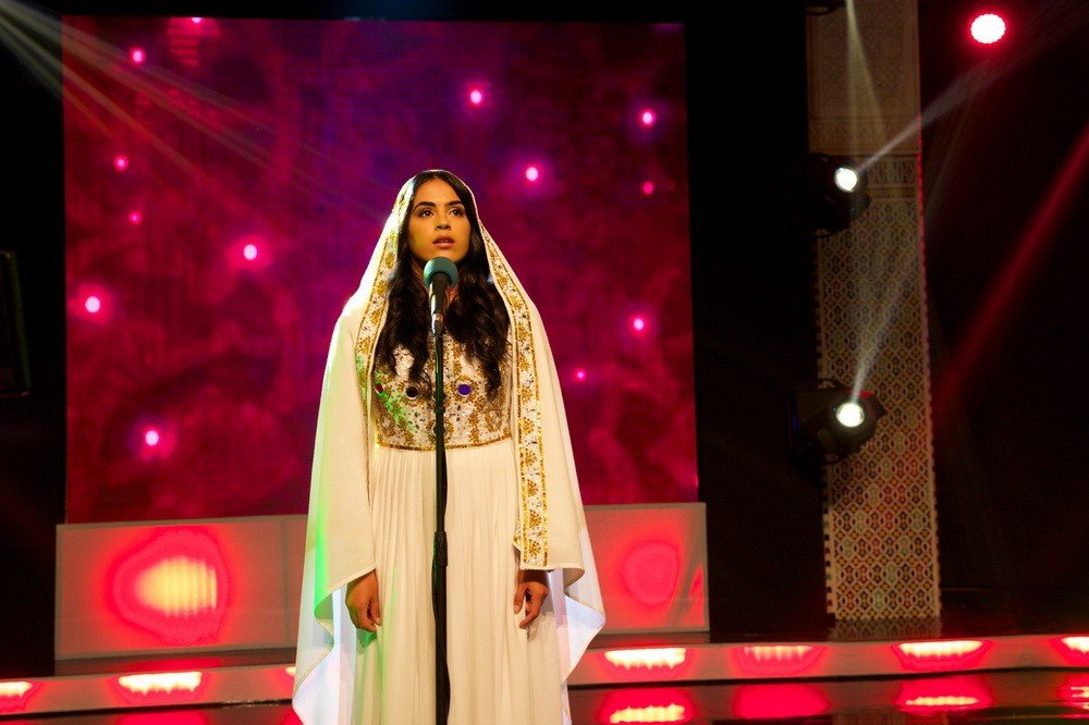 Rock the Kasbah Star Leem Lubany on Her First Hollywood Role