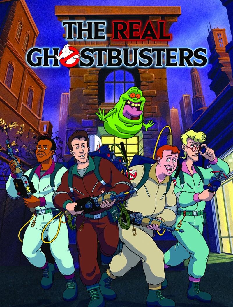Ghostbusters Zeichentrick
