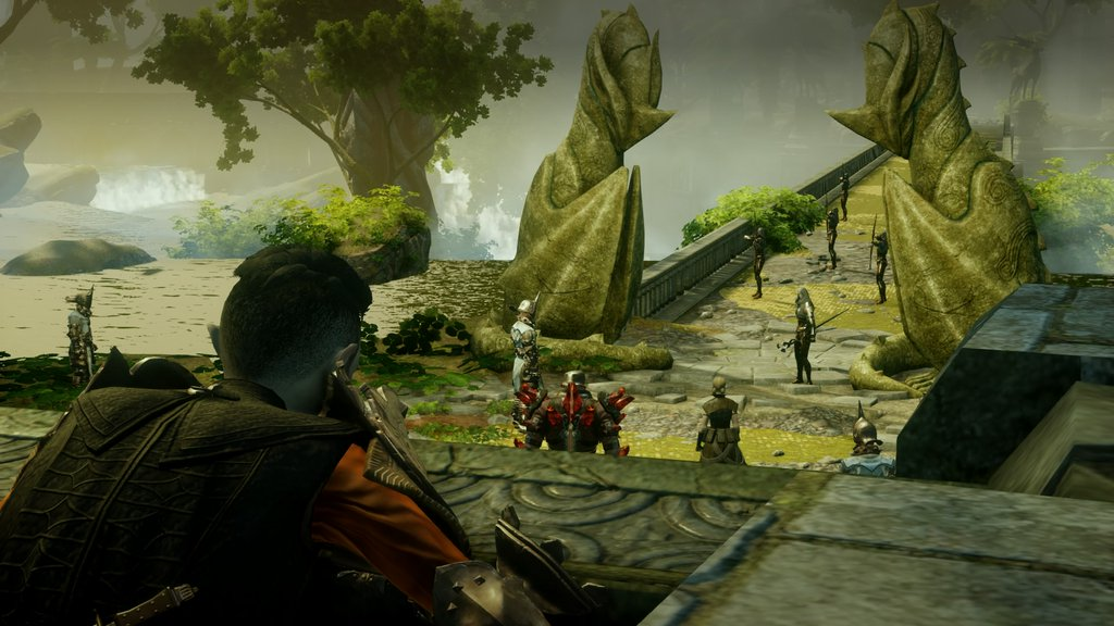 Bad Gamer 18: Playing Dragon Age: Inquisition Like a Jerk   The Mary Sue