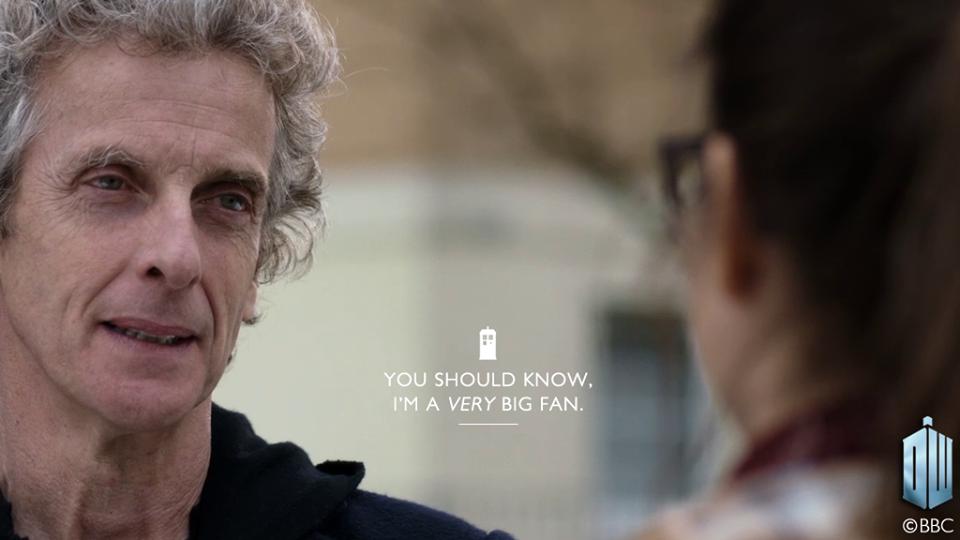 Osgood Doctor Who