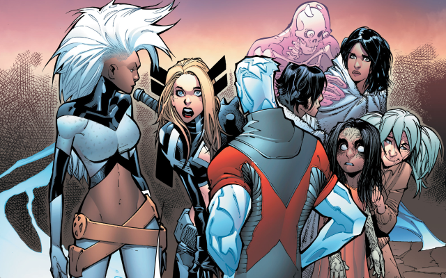 The X-Men Should Deal With Real Social Issues, Not Perpetual Annihilation