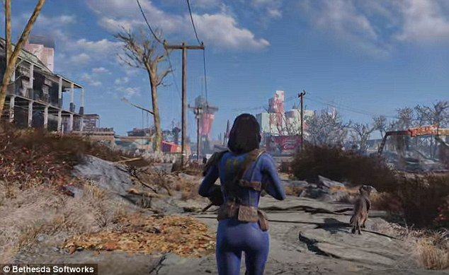 Fallout 4 And Gender Roles The Mary Sue