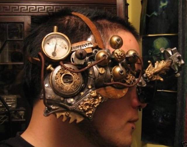 What is steampunk and is it over the mary sue for What is steampunk design