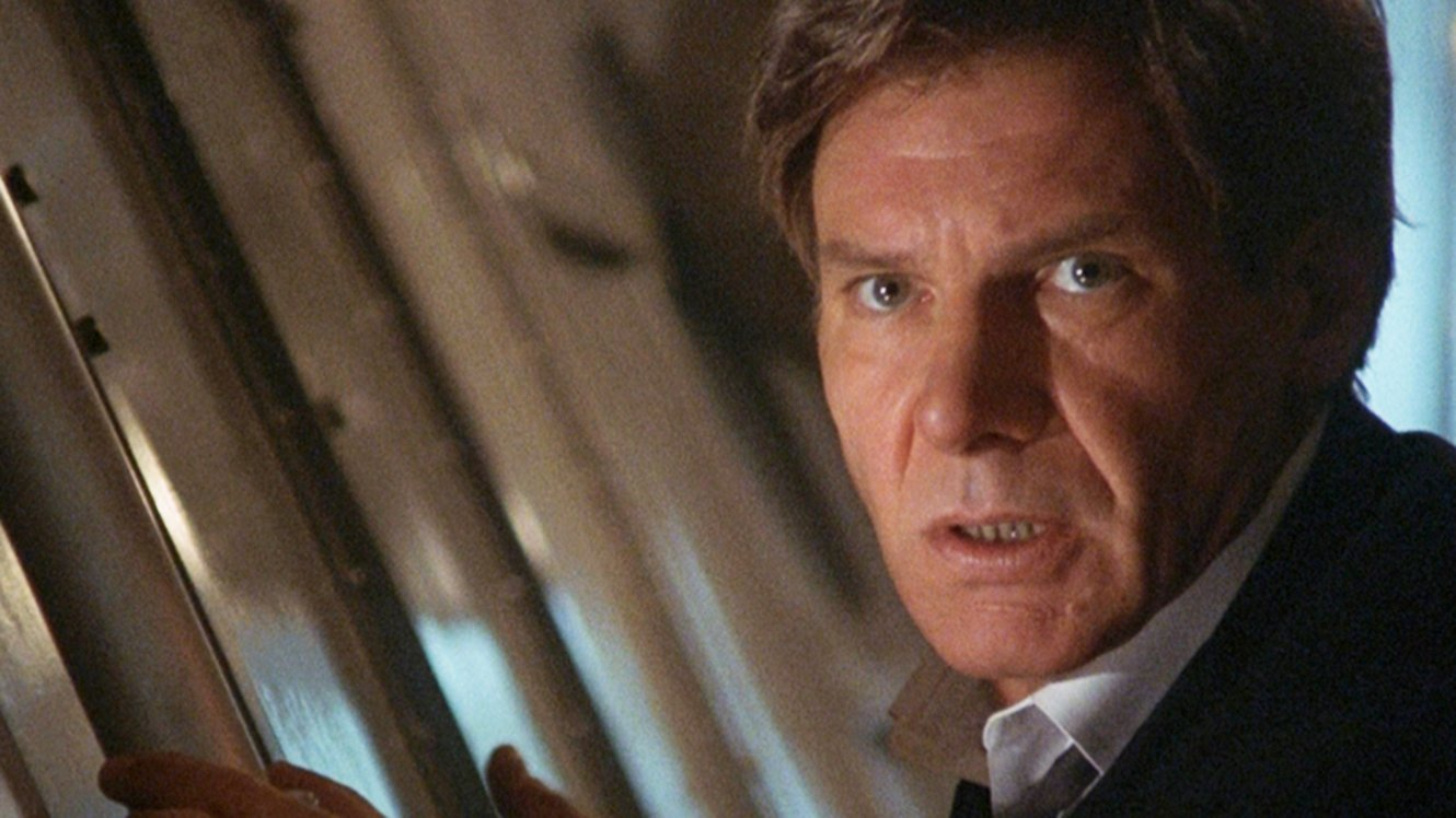 Harrison Ford Wants To Make Sure Trump Knows Air Force One