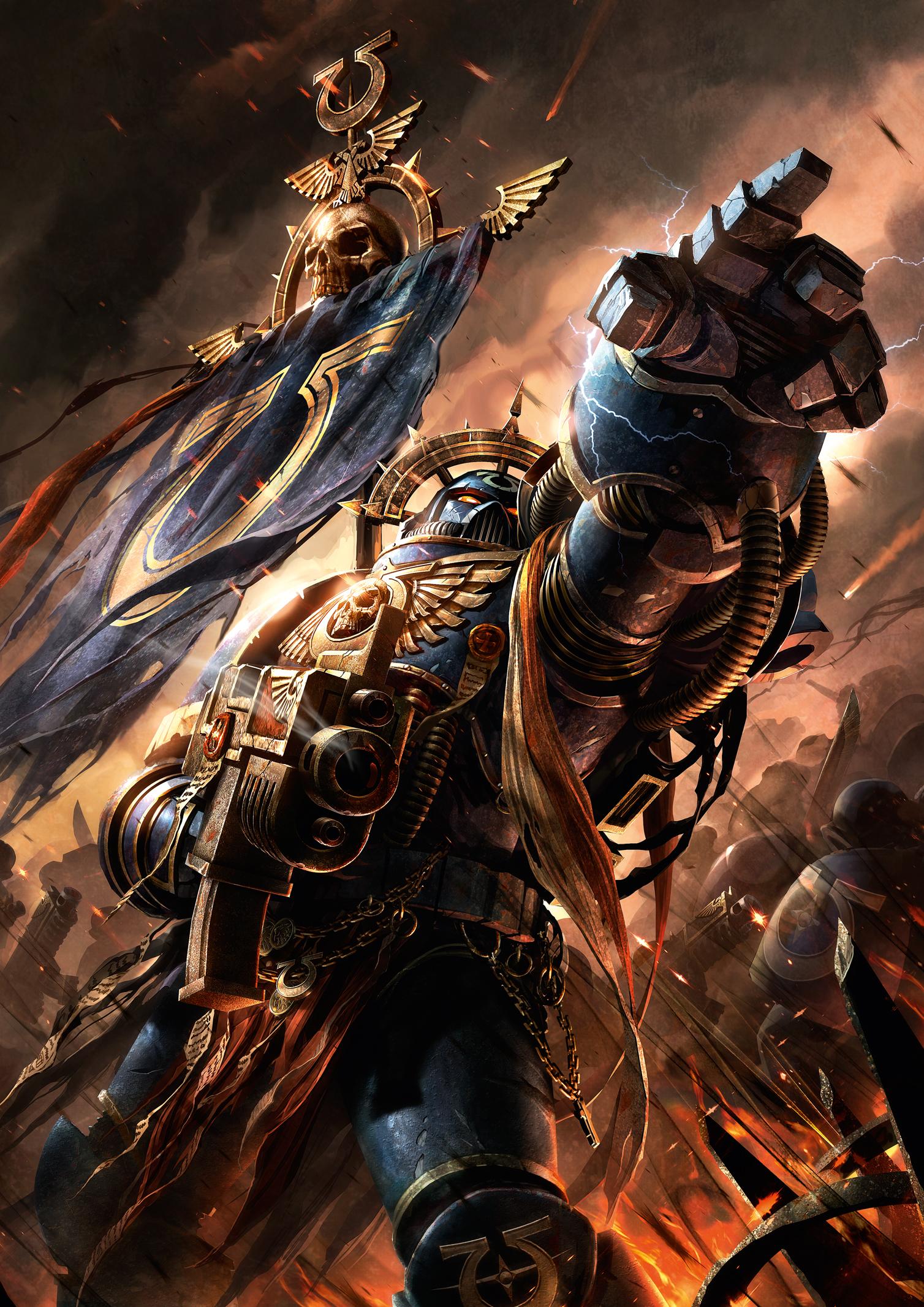 Poor Gender Representation In Warhammer 40ks Far Future