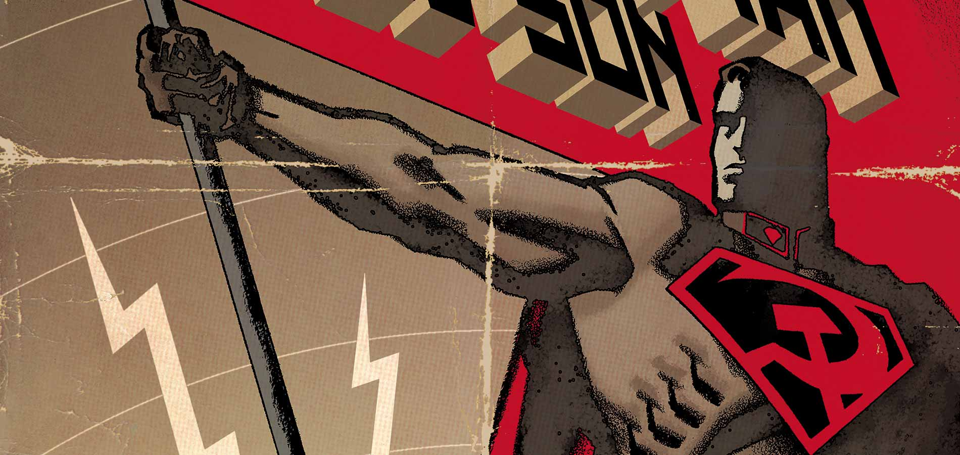 Wtf Comics Club Reads Superman Red Son The Mary Sue