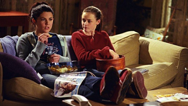 We Have Our Official Title For The Gilmore Girls Revival