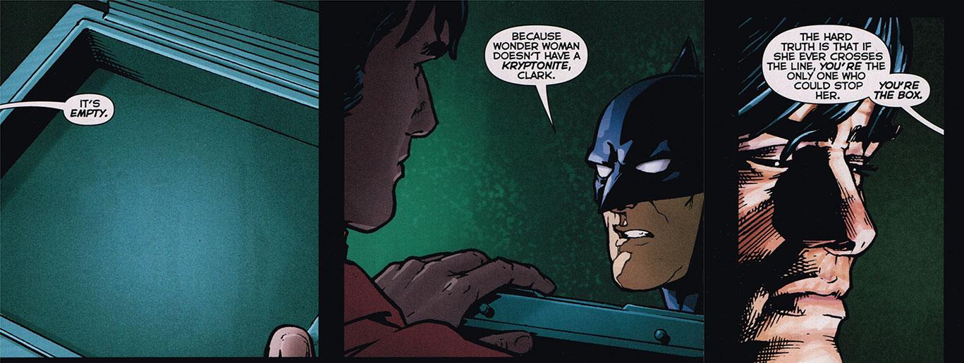 Who Wins in Batman v Superman? Wonder Woman. | The Mary Sue